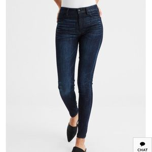 American Eagle Next level high rise jeans